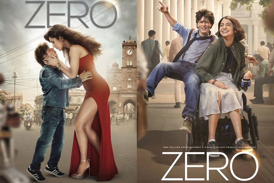 Zero Movie Review Shah Rukh Khan S Film Best Switched Off Half Way