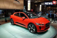Jaguar I-Pace All-Electric SUV Achieves a Five-Star Euro NCAP Safety Rating