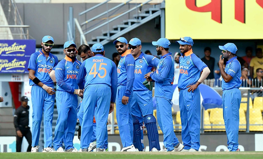 India Vs West Indies: India Chase Down 323 With Ease