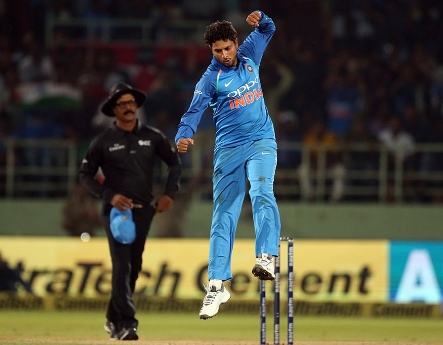 India vs West Indies 2nd ODI: Pictures From Thrilling Tie in Vizag