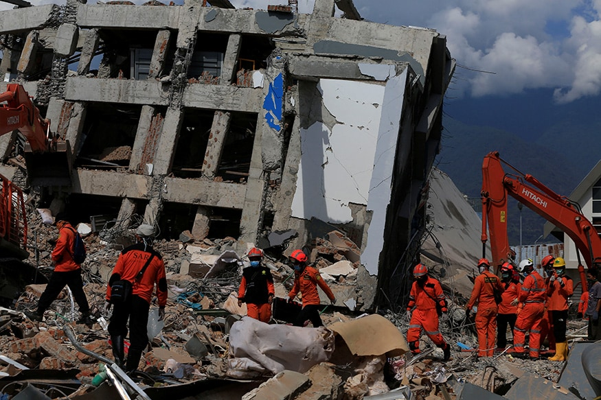 6.3-Magnitude Earthquake Rocks Indonesia's Papua Province, No Casualties Reported