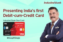 The IndusInd Bank Has Launched India's First Debit-cum-Credit Card - The Duo Card. Here's Why You Should Go For It