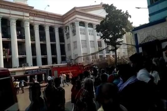File photo of Calcutta Medical College and Hospital in West Bengal capital Kolkata.