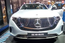 Mercedes-Benz Pushes Back US-Launch of EQC Electric SUV Until 2021
