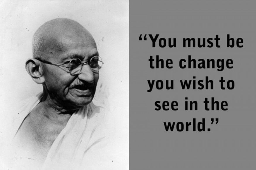 Gandhi Jayanti 10 Most Inspiring Quotes By Mahatma Gandhi