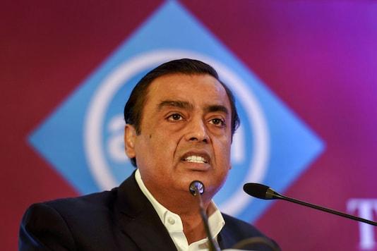 File photo of Reliance Industries Limited Chairman Mukesh Ambani.