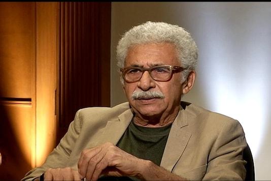 File photo of Naseeruddin Shah.