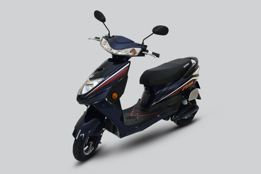 Okinawa Ridge+ E-Scooter with Detachable Lithium-Ion Battery Launched in India at Rs 64,988
