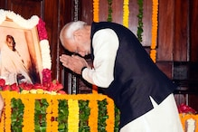 'Ahimsa' Has Power to Unite Humanity When Terrorism is Busy Dividing It, Says PM Modi in Tribute to Mahatma Gandhi