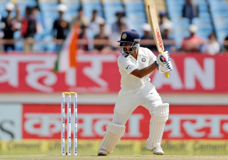 In Pics   Prithvi Shaw Becomes Youngest Indian to Score a Century on Debut