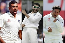 Lakshmanan: Problem of Plenty in Pace, But Who is India's First Choice Spinner Overseas?
