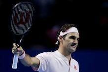 Roger Federer Three Wins From 100th Title, Novak Djokovic Hails 'Phenomenal Achievement'