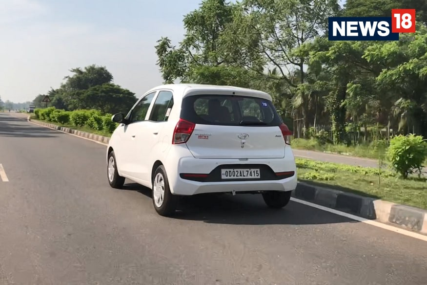 2018 Hyundai Santro Test Drive Review Value For Money Compact