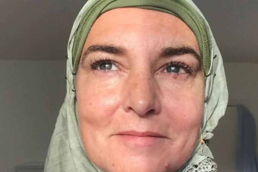 Singer Sinead O'Connor Converts to Islam, Changes Name to Shuhada