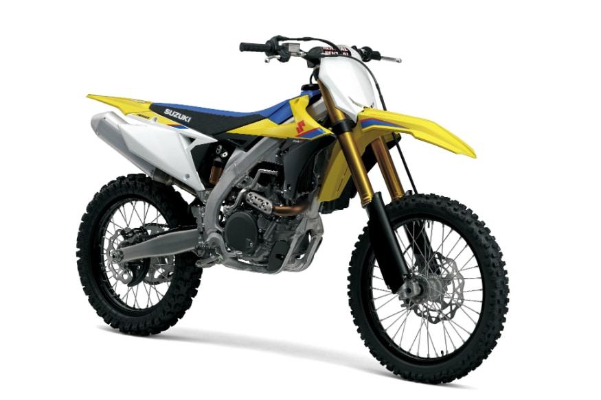 Suzuki RM-Z450. (Image: Suzuki)