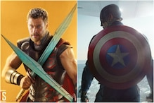 Avengers 4: Thor and Captain America's Revamped Look Leaked