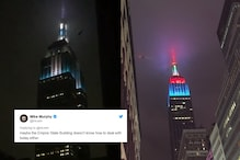 The Mystery Behind the Flashing Lights of Empire State Building May Have Been Eminem