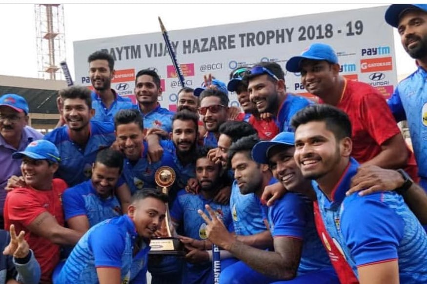 Vijay Hazare Trophy: Big Names to Feature in Revamped Format