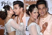 PICS  Yuvika Chaudhary and Prince Narula's Sangeet Ceremony