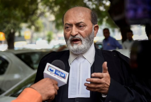 All India Muslim Personal Law Board (AIMPLB) member and advocate Zafaryab Jilani  (Image: PTI/File)