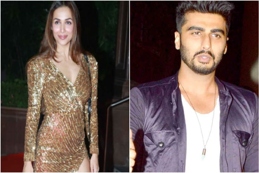 Arjun & Malaika's Rumoured Romance Hit Headlines Again As They Hold Hands on IGT's Premiere