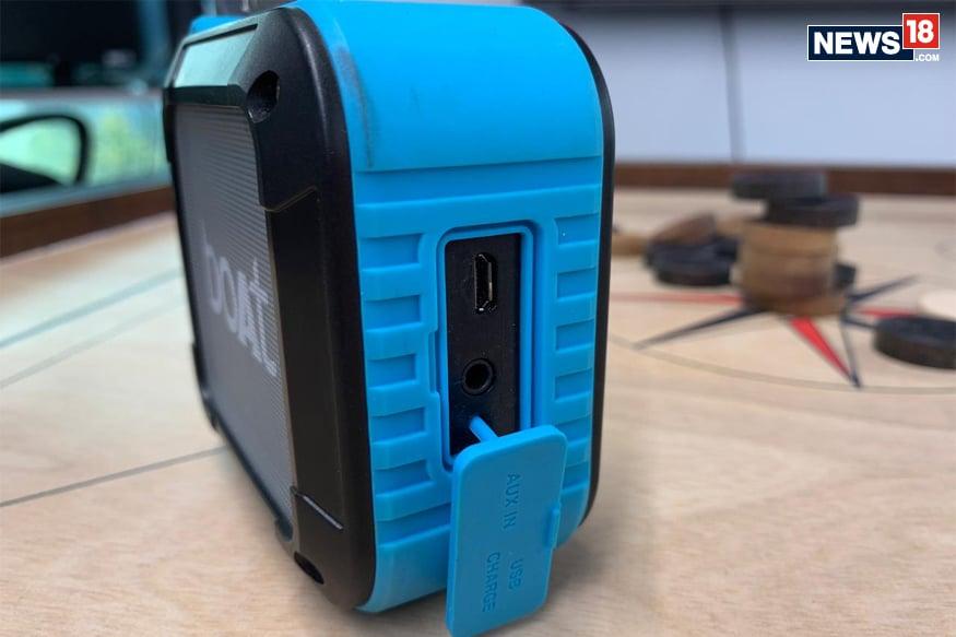 BoAt Stone 200 Review: Waterproof Bluetooth Speaker That is