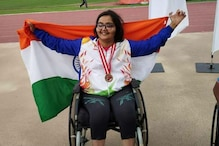 Para Asian Games: India Get Three More Gold, Take Tally to 28