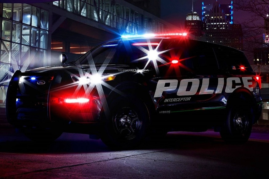 2020 Ford Police Interceptor Utility. (Image: Ford)