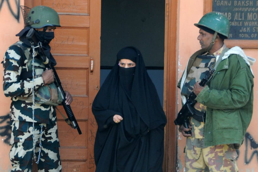 Polling for J&K Civic Elections Ends With 35.1 Per Cent Turnout, Counting on October