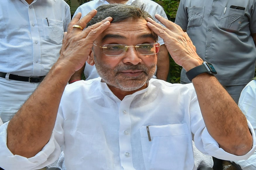 'Will Do Anything for Safety of Votes': Upendra Kushwaha Tells Supporters to Pick Up Arms to Protect EVMs