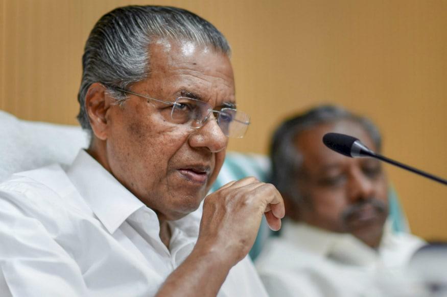 Kerala CM Pinarayi Vijayan Writes to Modi against Move to Disinvest BPCL