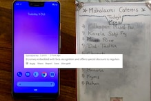 Notch Our Problem: Pune Office Canteen Menu Takes on iPhone, Google Pixel Design