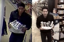 'Friends' Actor David Schwimmer Responds to Beer Stealing 'Allegations' in the Most Ross Way