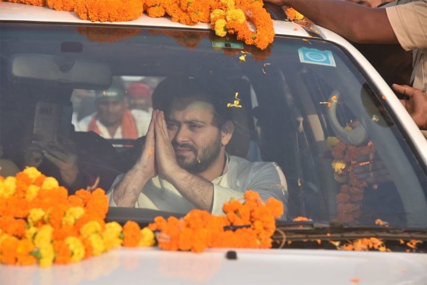 From Shahabuddin's Den Siwan, Tejashwi Signals He'll Follow in Footsteps of Father Lalu Yadav