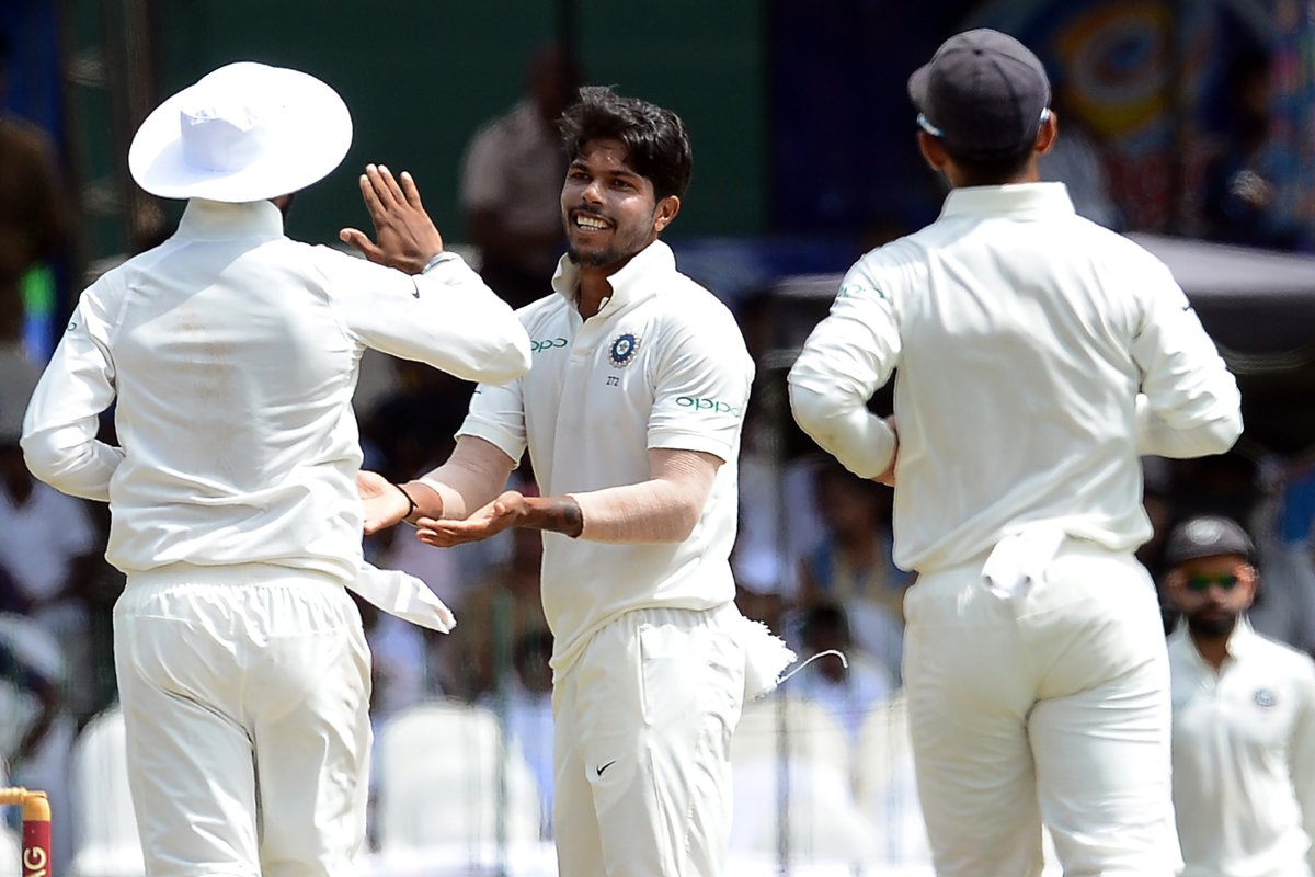 IN PICS | India vs West Indies, Second Test Day 2 at Hyderabad