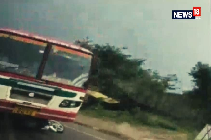 Four, Including Child Charred to Death After UP Roadways Bus