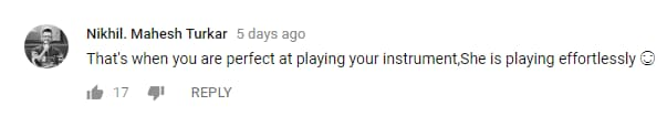 youtube comment 2