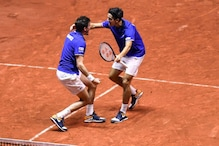 France Take the doubles to keep Croatia at bay in Davis Cup final