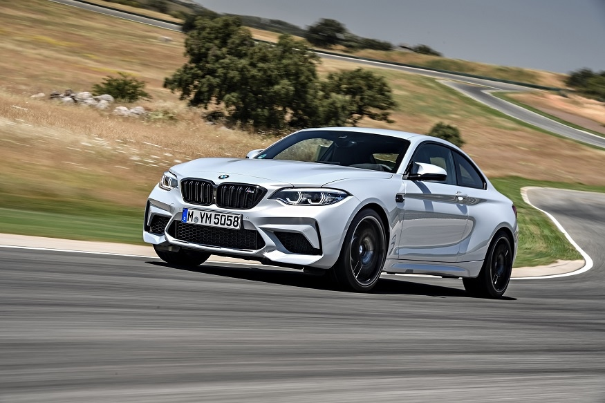 The BMW M2 Competition joins M3, M4, M5 and X6M. (Image: BMW)