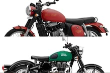 Jawa Forty Two Vs Royal Enfield Classic 350 Spec Comparison - Looks, Price, Features And More