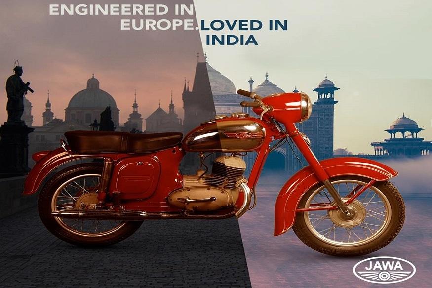 Jawa in India. (Image: Jawa Motorcycle)