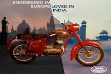 Jawa to Launch New 300cc Motorcycle in India Today - Watch It Live Here