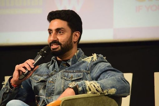 A file photo of Bollywood actor Abhishek Bachchan. (Image courtesy: Instagram)