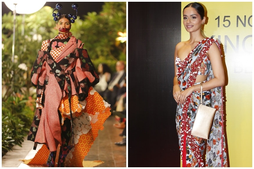 A Taste of Belgian Fashion in Mumbai on Belgian King's Day, Manushi Chillar Joins the Gala