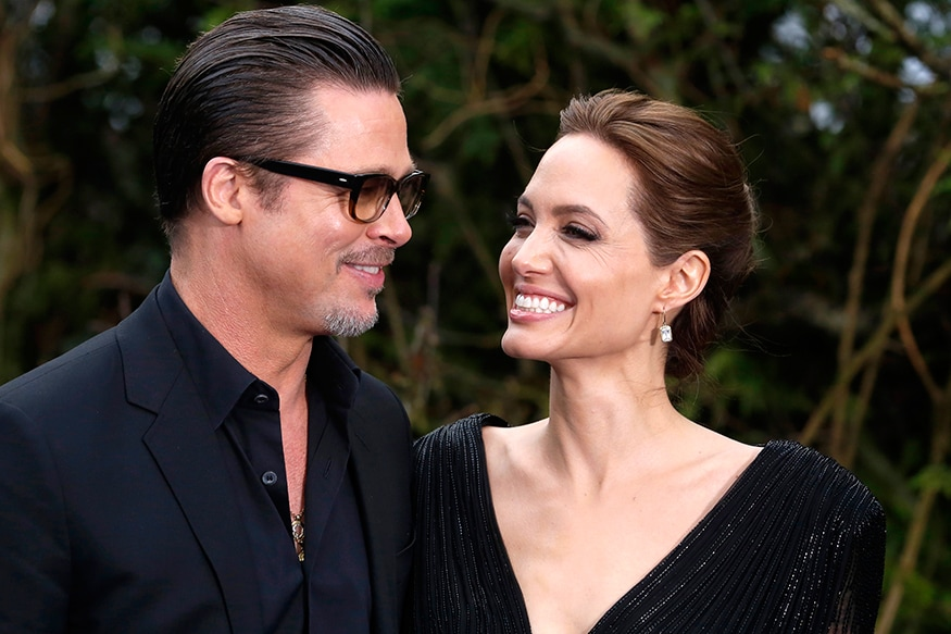 Brangelina: Unlike Indian celebrities, Brad Pitt and Angelina Jolie's marriage failed to survive the test of the time. They got married in 2014 and separated in 2016. (Image: Reuters)