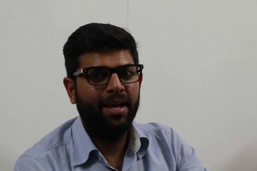 File photo of Digvijay Singh Chautala. (Image: Internet)