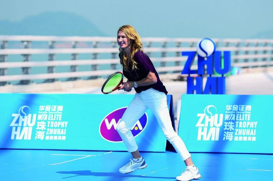 Records are Treasured Memories That'll Always be There in My Life, Says Steffi Graf