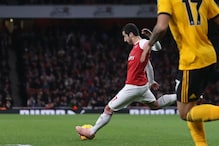 Late Mkhitaryan Strike Earns Arsenal 1-1 Draw Against Wolves