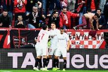 Sevilla Go Top of La Liga After Narrow Win Over Real Valladolid