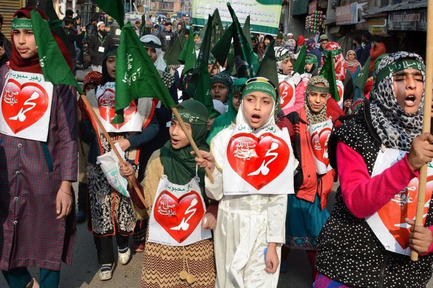 Eid-e-Milad 2018: Muslims Celebrate Prophet Mohammed's